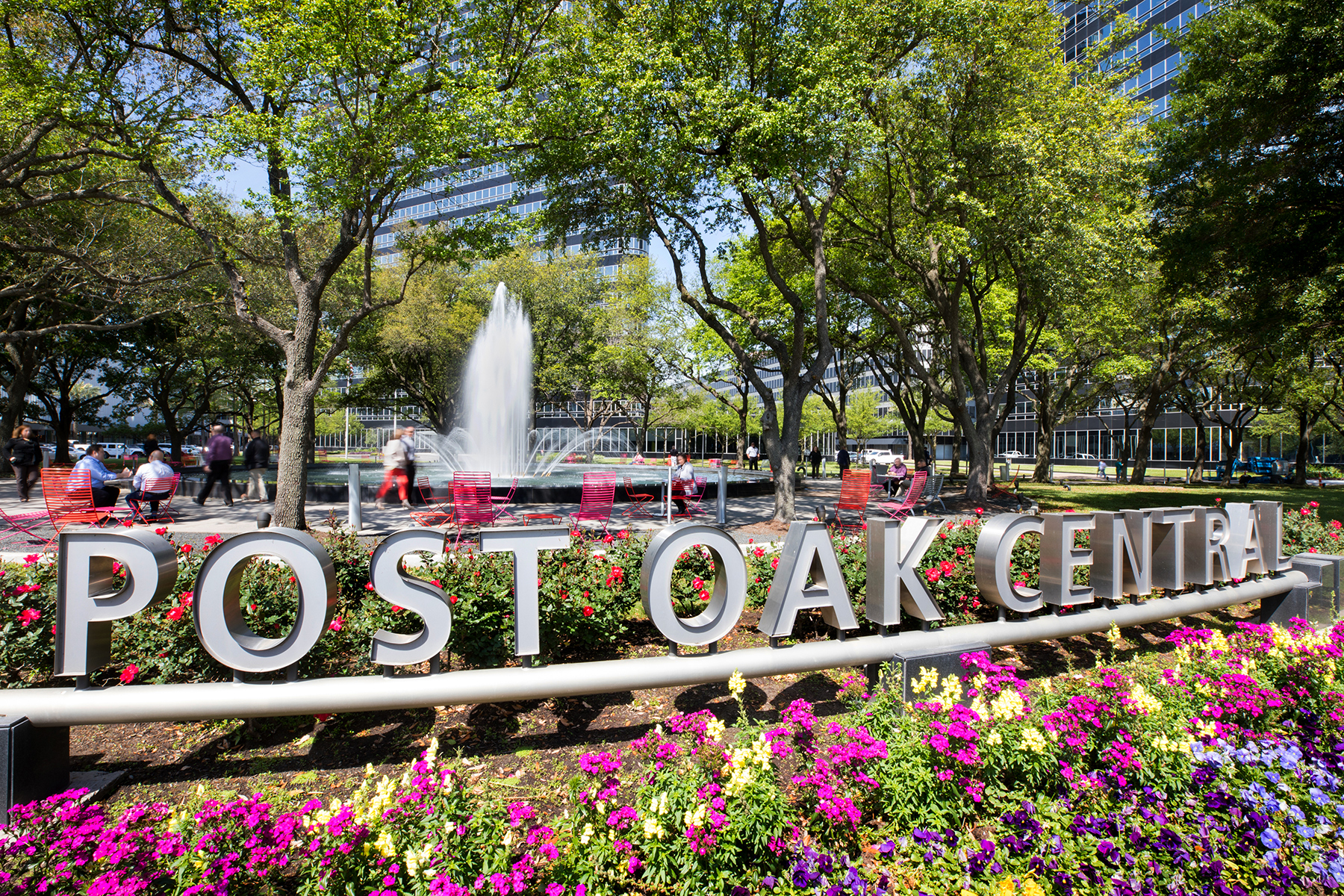 Post Oak Central - Houston